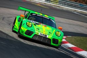 #912 Manthey-Racing Porsche 911 GT3 R: Fred Makowiecki, Patrick Pilet