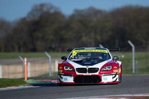 #9 Century Motorsport BMW M6 GT3: Adrian Wilmott, Jack Mitchell