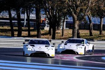 #188 Garage 59 GBR Aston Martin Vantage GT3, #59 Garage 59 GBR Aston Martin Vantage GT3