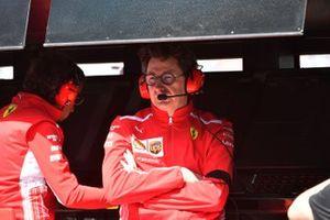 Руководитель команды Ferrari Маттиа Бинотто