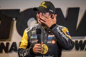 Homenaje a Christian Fittipaldi antes de las 24 Horas de Daytona
