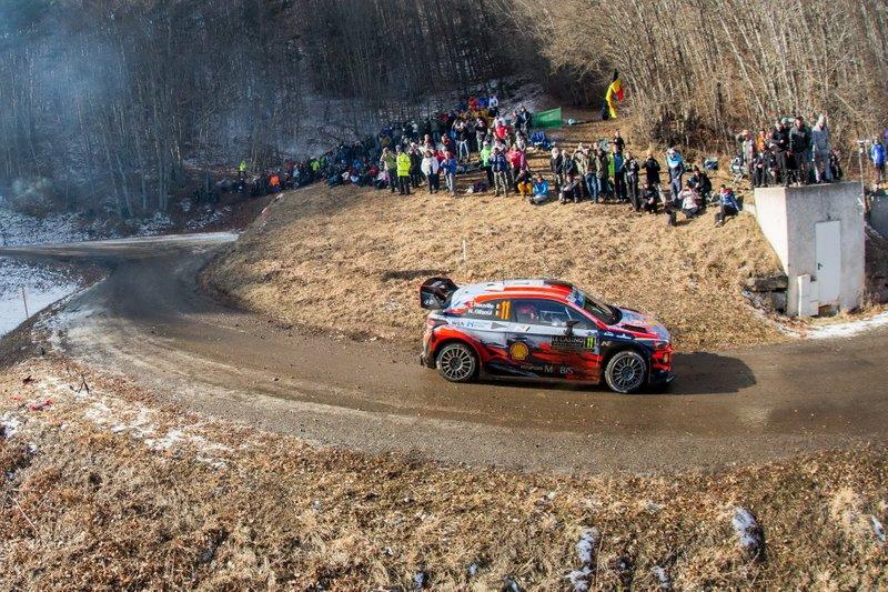 Thierry Neuville, Nicolas Gilsoul, Hyundai Motorsport Hyundai i20 Coupe WRC