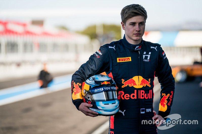№21. Юри Випс (Эстония, 18 лет), Hitech Grand Prix