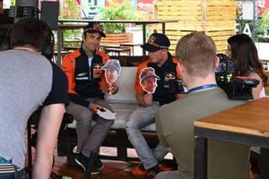 Johann Zarco, Red Bull KTM Factory Racing, Pol Espargaro, Red Bull KTM Factory Racing