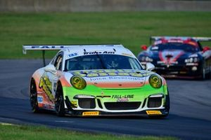 #46 TA3 Porsche 991 GT3 Cup driven by Mark Boden of Fall Line Motorsports