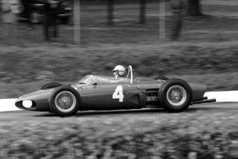 Wolfgang Von Trips, Ferrari