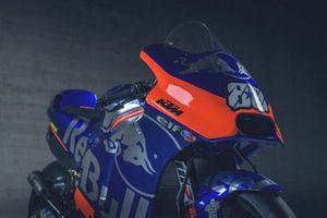 Мотоцикл KTM RC16 Мигеля Оливейры, Red Bull KTM Tech 3