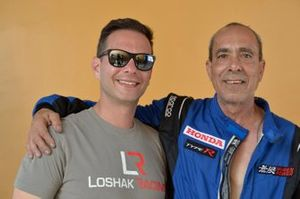 Lawrence Loshak and Herbert Gomez