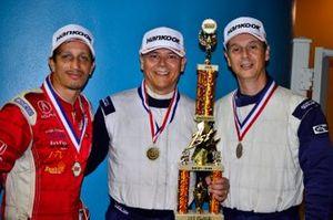 Juan Paulino, Gilberto Pinzon, Javier Pinzon