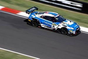 #18 KCMG Nissan GT-R Nismo GT3: Alexandre Imperatori, Oliver Jarvis, Edoardo Liberati