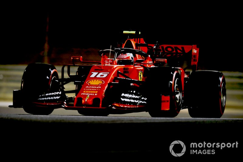 1: Charles Leclerc, Ferrari SF90, 1:27.866