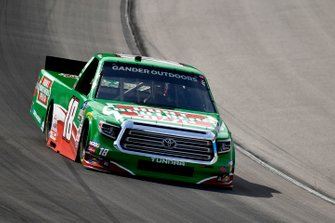 Harrison Burton, Kyle Busch Motorsports, Toyota Tundra Hunt Brothers Pizza