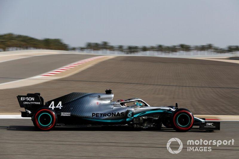 1 місце — Льюіс Хемілтон, Mercedes — 433