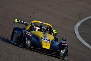 #99 FP1 Radical driven by Andy Verona
