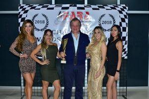 FARA Porsche Cup Champion Juan Fayen