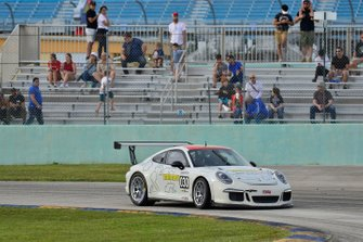 #30 MP1B Porsche GT3 Cup driven by Eric Johnson & Ernie Francis Jr. of ANSA Motorsports
