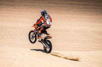 بنجامين ميلوت، رالي دبي الصحراوي
