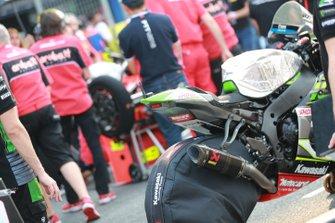 Jonathan Rea, Kawasaki Racings's Kawasaki