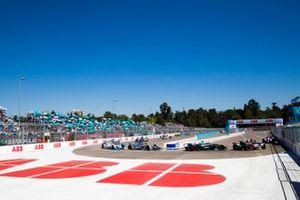 Stoffel Vandoorne, HWA Racelab, VFE-05 Edoardo Mortara Venturi Formula E, Venturi VFE05, Alexander Sims, BMW i Andretti Motorsport, BMW iFE.18