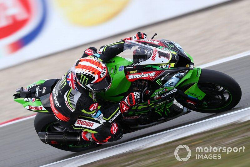 Jonathan Jonathan Rea, Kawasaki Racing