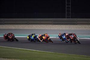 Renn-Action: Andrea Dovizioso, Ducati Team, führt