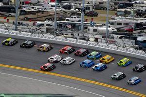 Jimmie Johnson, Hendrick Motorsports, Chevrolet Camaro Ally and #1