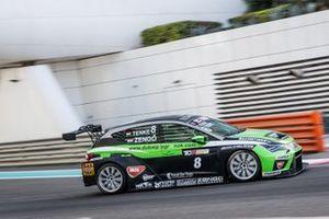 #8 Cupra TCR, Tamas Tenke, Zengo Motorsport