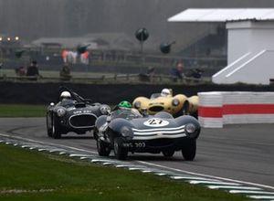 Peter Collins Trophy, Martin Stretton Jaguar D