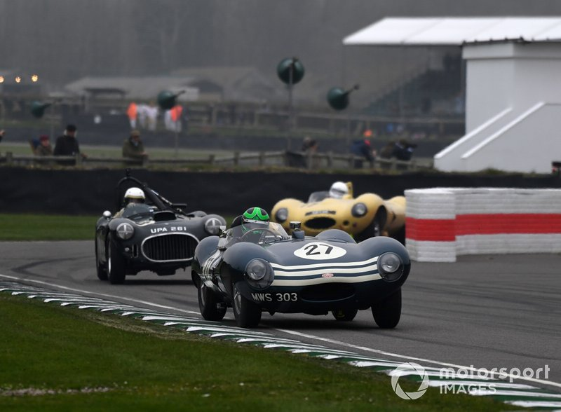 Peter Collins Trophy, Martin Stretton Jaguar D