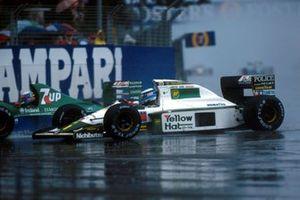 Mika Hakkinen, Lotus 102B
