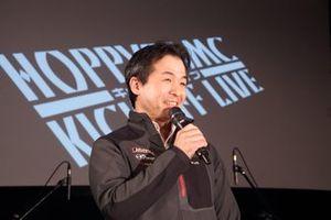 土屋武士監督(#25 HOPPY 86 MC)