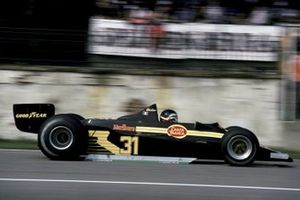 Hector Rebaque, Team Rebaque. Lotus 79
