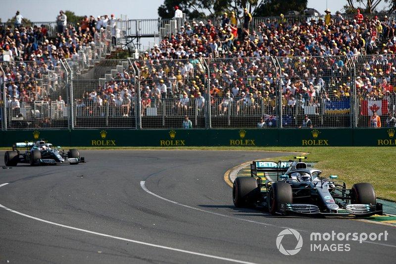 Для Боттаса быстрейший круг в гонке стал 11-м в Ф1. По этому показателю Валттери сравнялся с Джоном Сертисом