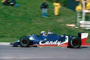 Didier Pironi, Tyrrell