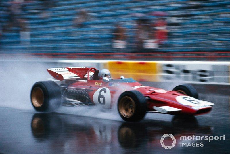 Маріо Андретті, Ferrari 312B