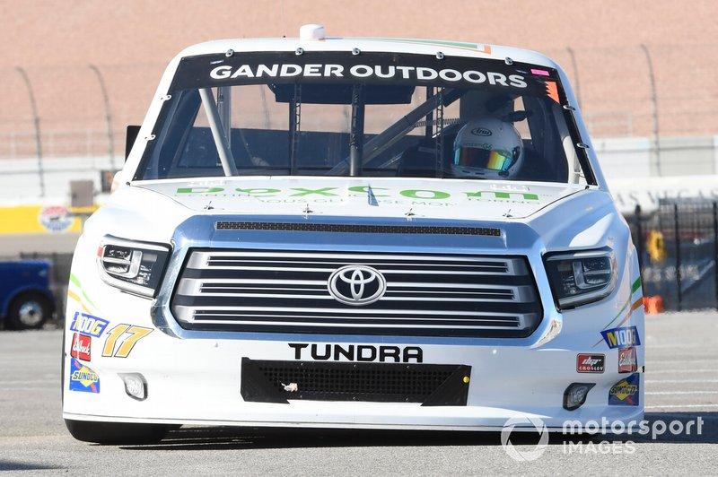 Ryan Reed, DGR-Crosley, Toyota Tundra Ryan Reed