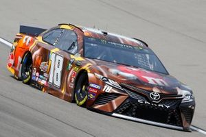 Kyle Busch, Joe Gibbs Racing, Toyota Camry M&M's Chocolate Bar