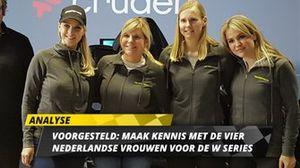 Nederlandse vrouwen W Series