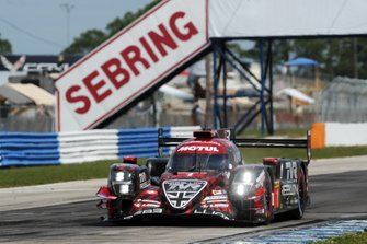 #1 Rebellion Racing Rebellion R-13: Neel Jani, Bruno Senna, Mathias Beche