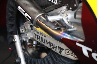 Xavi Vierge, Marc VDS Racing bike