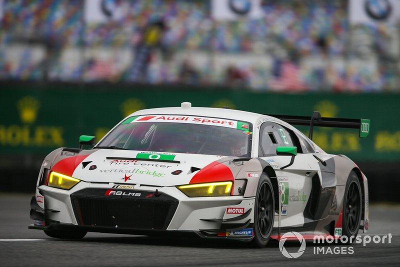 42. GTD: Паркер Чейз, Райан Дил, Изекиль Перес Компан, Крис Хассе, Starworks Motorsport, Audi R8 LMS GT3 (№8)