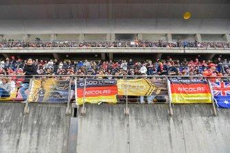 Fans de Nico Hulkenberg, Renault F1 Team