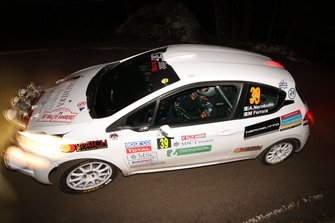 Alessandro Nerobutto, Michele Ferrara, Peugeot 208 R2 #39, Hawk Racing Club