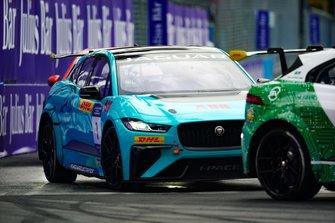 Luca Salvadori, Jaguar VIP car