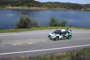 Burak Çukurova, Vedat Bostancı, Skoda Fabia R5, BC Vision Motorsport