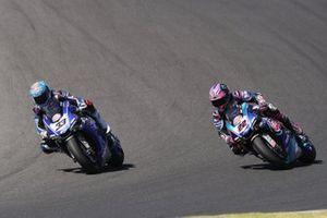 Marco Melandri, GRT Yamaha WorldSBK, Alex Lowes, Pata Yamaha