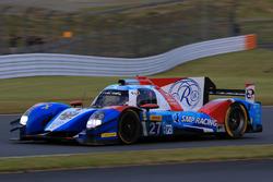 #27 SMP Racing BR01 - Nissan: Маурицио Медиани, Николя Минассян, Михаил Алешин