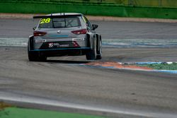 Pascal Eberle, Steibel Motorsport, SEAT Leon Cup Racer