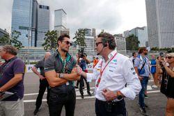 Alejandro Agag, directeur général de la Formule E