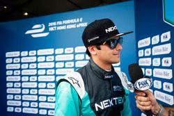 Pole position per Nelson Piquet Jr., NEXTEV TCR Formula E Team